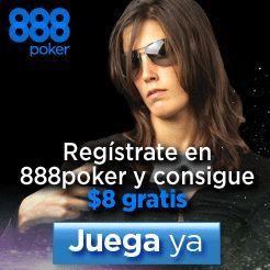 Bono poker 8 dolares gratis