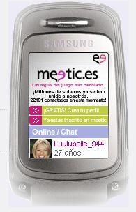 Meetic movil