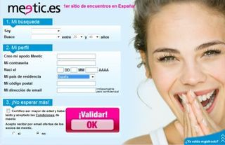 Meetic.es gratis tele