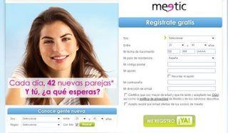 b032f6c843d4e Opiniones Meetic o Edarling para buscar novia internet - Buscar ...