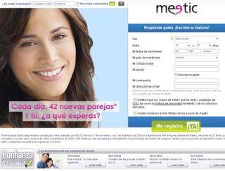 Meetic español gratis