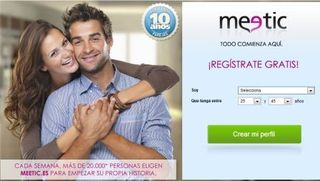 Meetic gratis internet