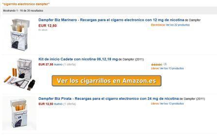 Comprar cigarrillos de vapor online