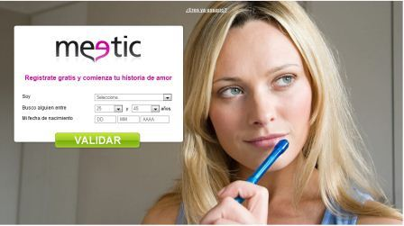 Meetic opiniones 2013