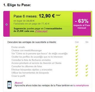 Meetic.es 2013