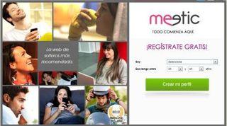 Web de solteros recomendado