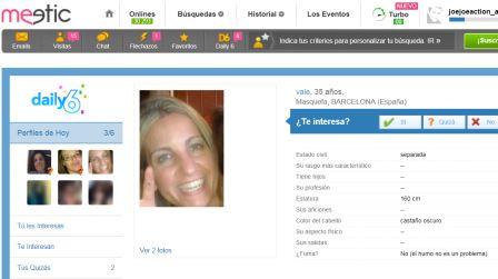 b1a4e126d8cc7 Buscar Novio o Novia - Buscar pareja por internet  Meetic en español
